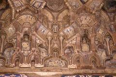 Cappella-Palatina-Muqarnas