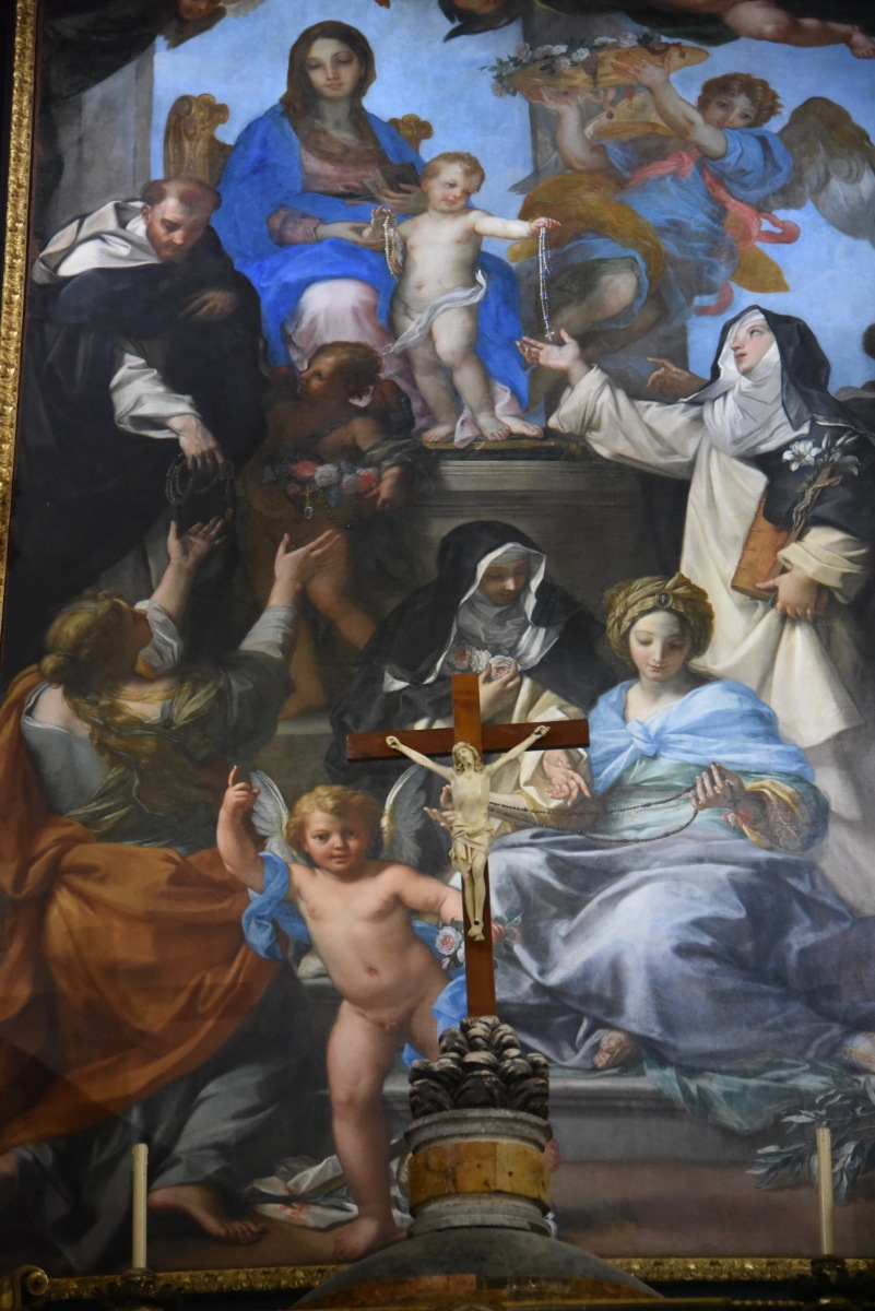 Modanna-del-Rosario-di-Carlo-Maratta
