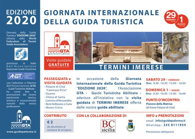 Giornata Internazionale delle Guide Turistiche