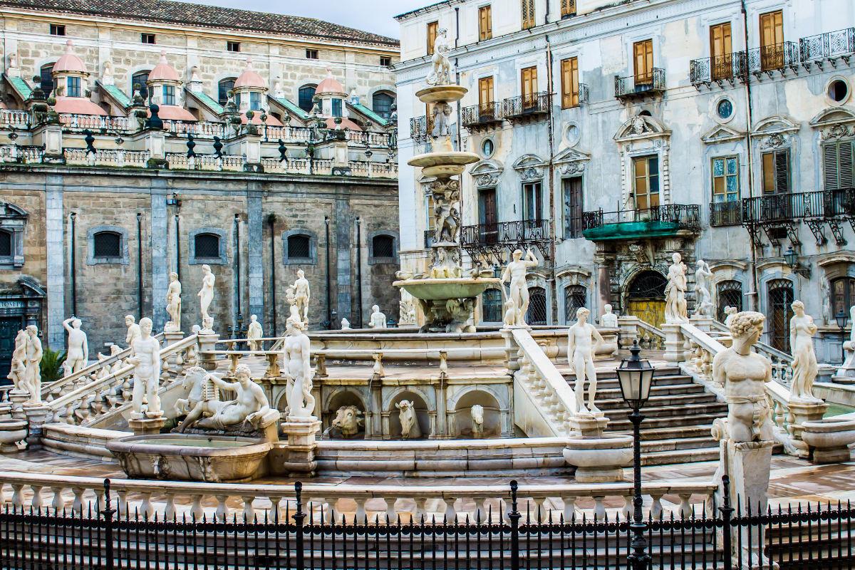 Palermo Barocca di Antonio Manganiello